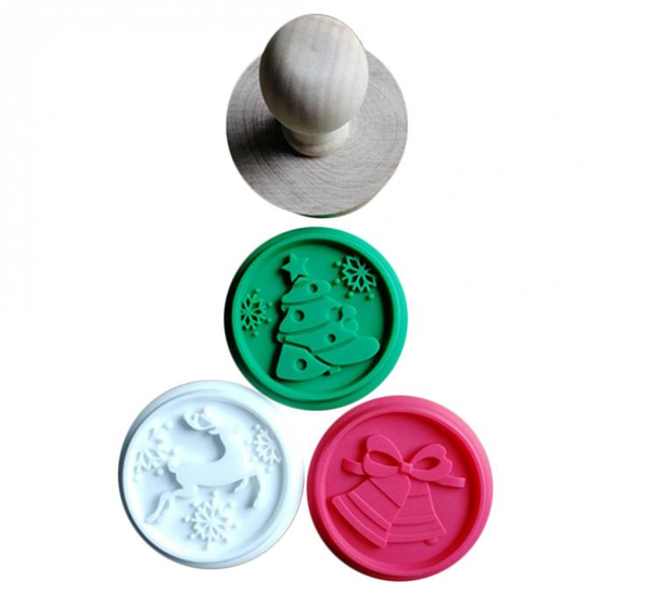 Christmas Cookie Stamp Set