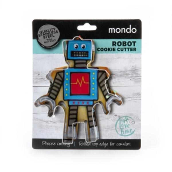 Mondo Robot Cookie Cutter
