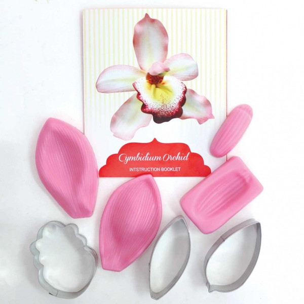 Cymbidium Cutter & Veiner Set