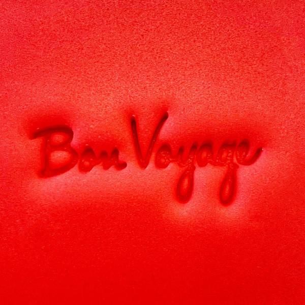 Cookie Embosser - Bon Voyage