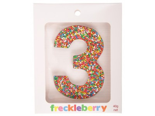 Chocolate Freckle - Number #3
