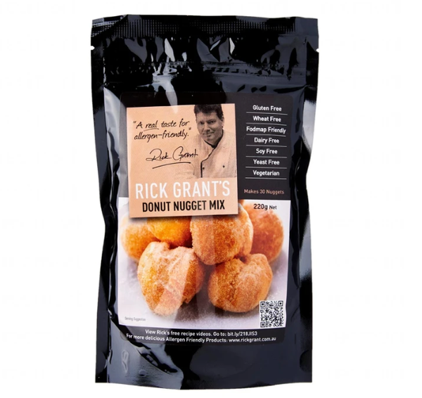 Allergy Friendly DONUT NUGGET MIX