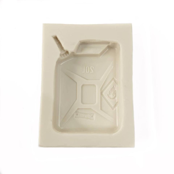 Silicone Mold - JERRY CAN