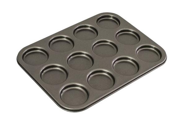 Bakemaster Macaroon 12 Cup Pan