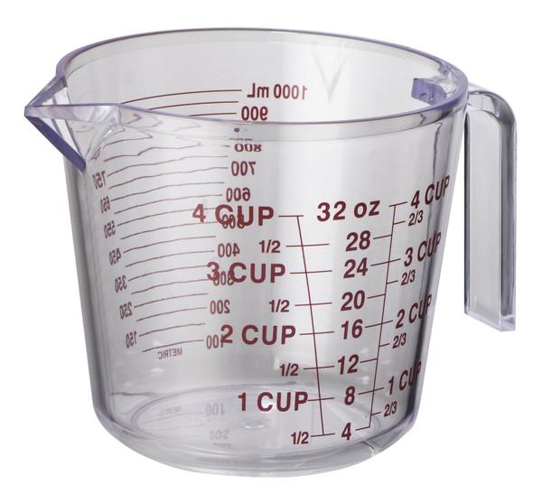 Avanti 1l Measuring Jug