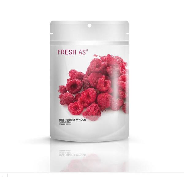Freeze Dried Fruit -  Raspberries (Whole Fruit)