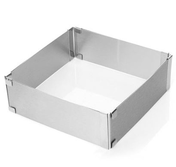 Adjustable Cake Mold - SQUARE