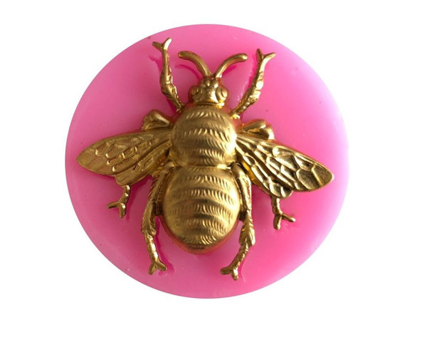 Silicone Mold - Bee