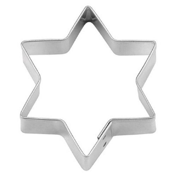 Star 6-Pointed Cookie Cutter