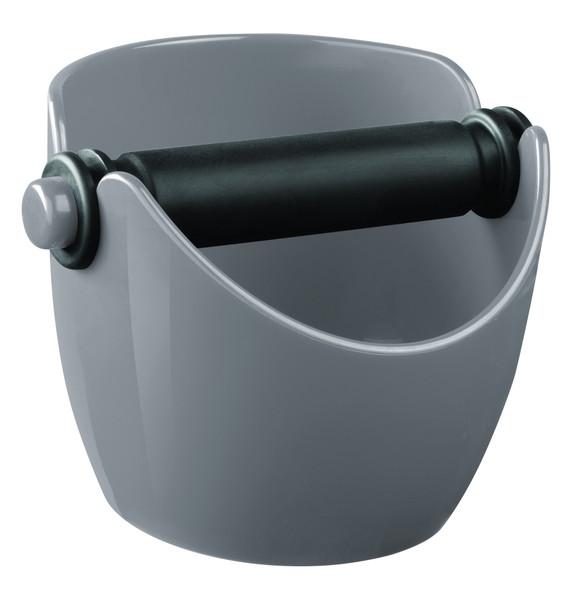 Coffee Knock Box - Silver