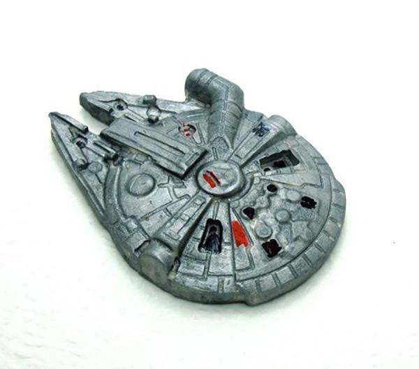 Star Wars- Millennium Falcon Silicone Mold