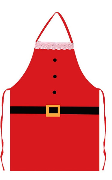 Christmas Santa Claus Kids Apron
