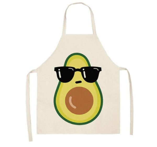 Cool Avocado Apron