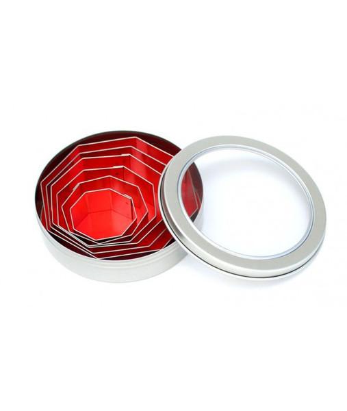 Loyal Tin Plate Cutter Set-OCTAGON