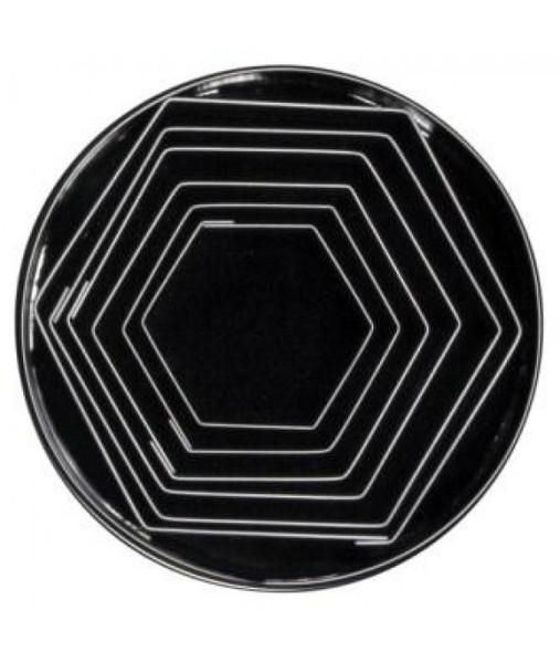 Loyal Tin Plate Cutter Set-HEXAGON