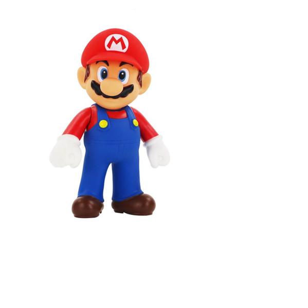 Cake Topper - Super Mario Figurine