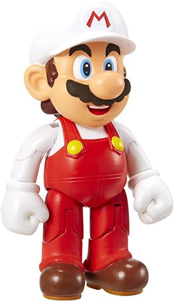 Cake Topper - Powerup Mario Figurine
