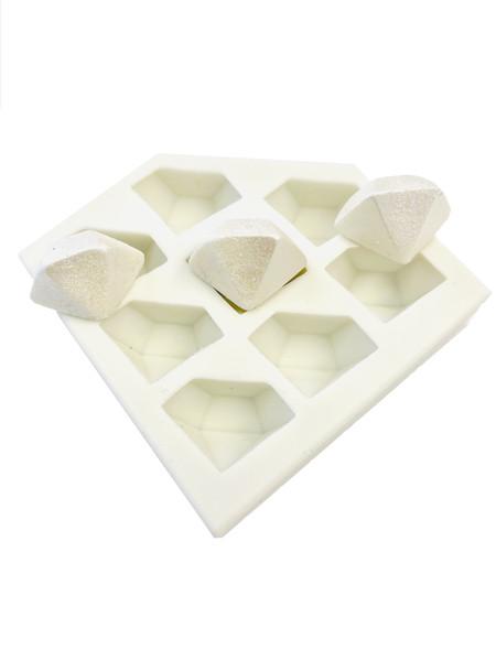 Diamond Gems Silicone Mold