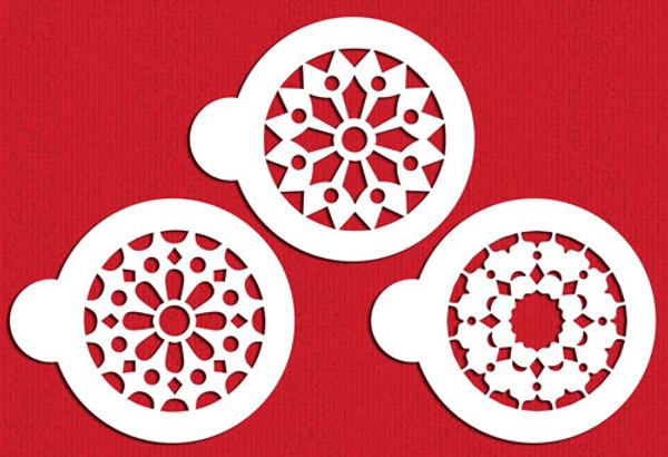 Kaleidescope Patterns C321