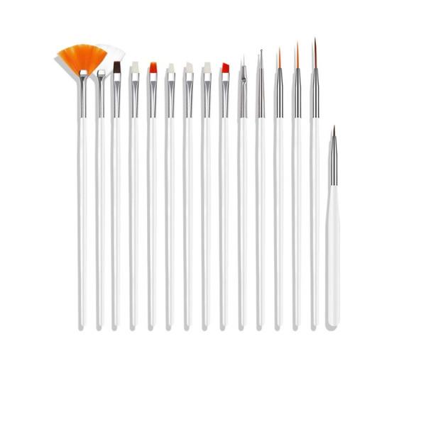 All Purpose Decorating Brush 15pc