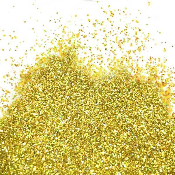 GOLD Hollow Flitter Glitter 10ml