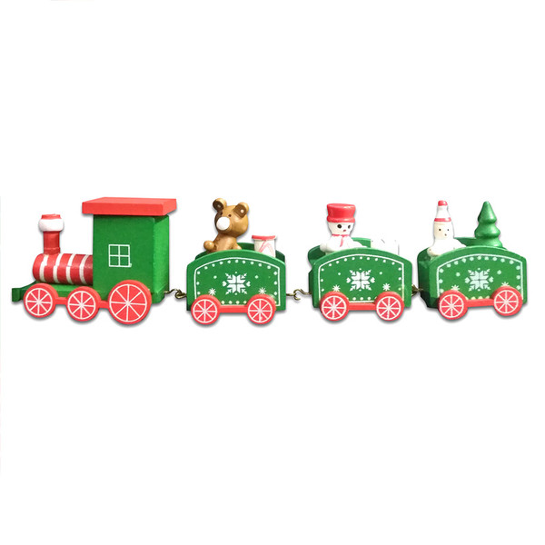 Christmas Train Cake Topper