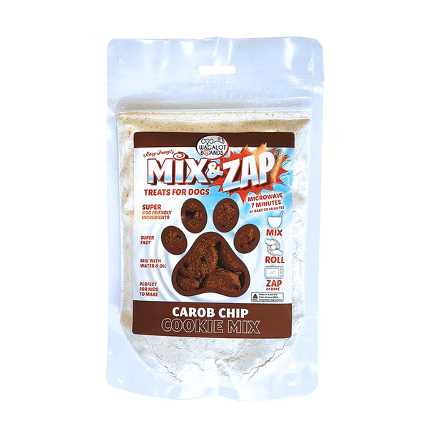 Cookie Mix – Double Carob Chip