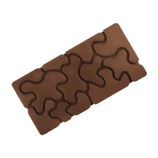 Camouflage Chocolate Bar Mold