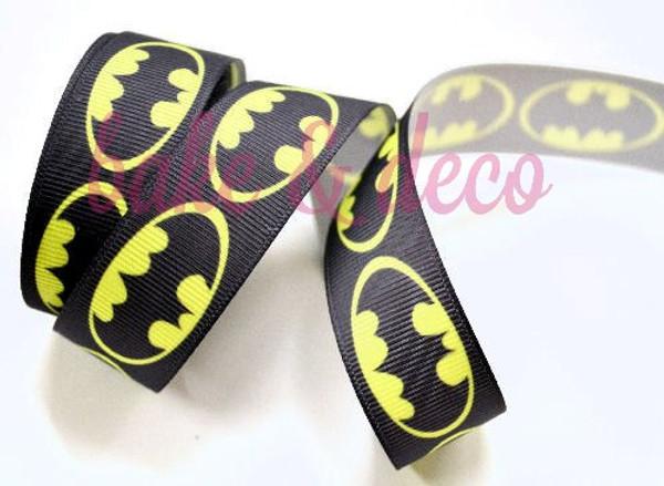 Batman Ribbon 15mm