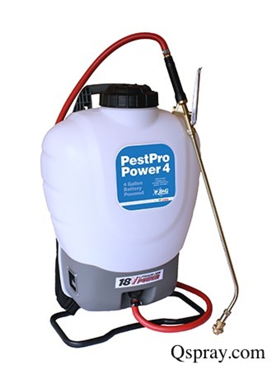 B&G PestPro Power 4 Backpack Sprayer