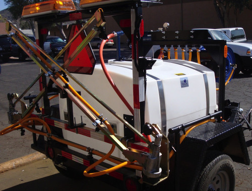 Tow Behind Sprayers | Order A Trailer Mounted Sprayer