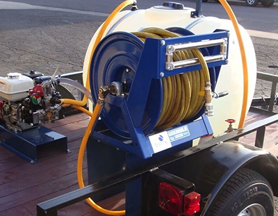 Power Spray Rigs by Vehicle Type