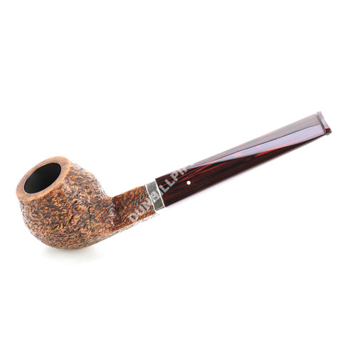Dunhill County Group 6 Pipe #6104 w/ Silver Band