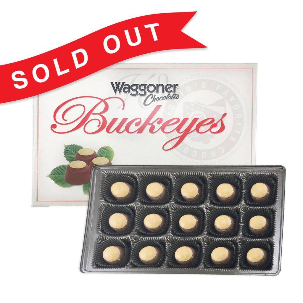 BUCKEYE GIFT BOX 6 OZ.