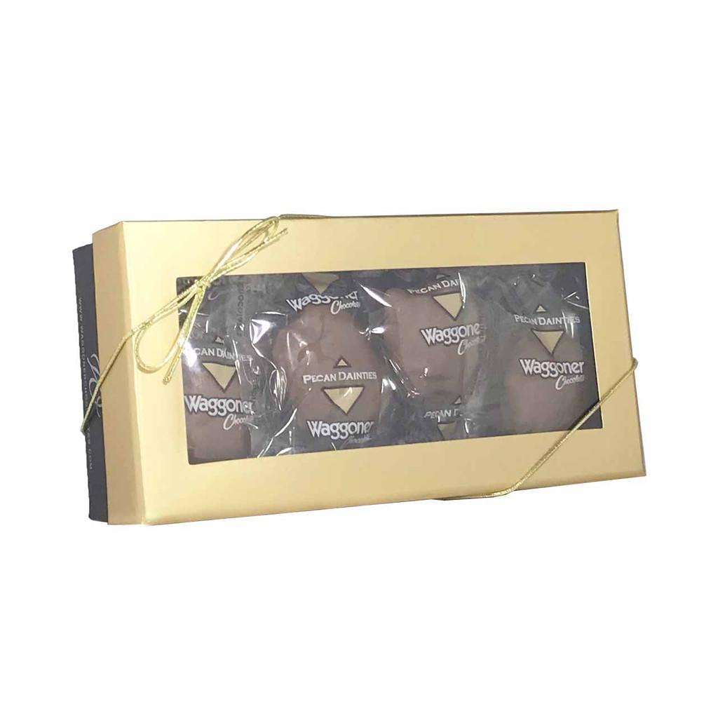 PECAN DAINTIES GIFT BOX 8 OZ.