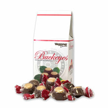 BUCKEYE MILK CHOCOLATE GABLE GIFT BOX