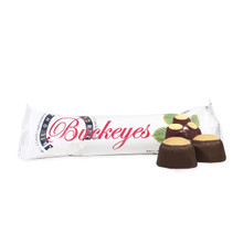 BUCKEYE BARS DARK CHOCOLATE 30 PACK