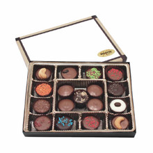 ARTISAN DESIGNER CHOCOLATE ASSORTED CUPS 6 OZ.