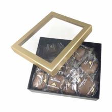PECAN DAINTIES GOLD WINDOW GIFT BOX 16 OZ.