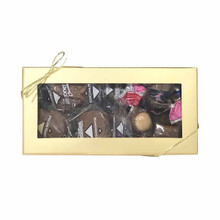 ASSORTED WRAPPED CHOCOLATE GIFT BOX 8 OZ.