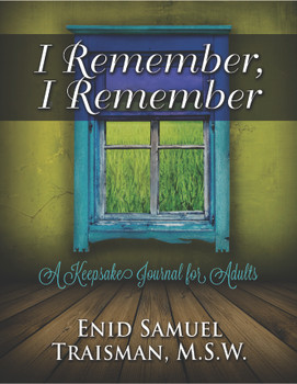 I Remember, I Remember: A Keepsake Journal for Adults