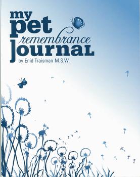 My Pet Remembrance Journal