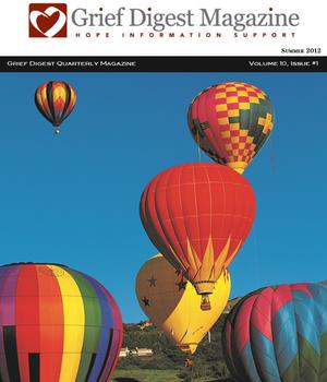 Grief Digest Volume 10, Issue 1 Digital Copy
