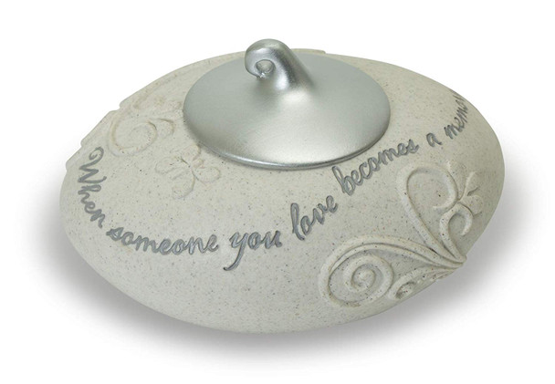 Becomes a Memory Memorial Tealight Holder
