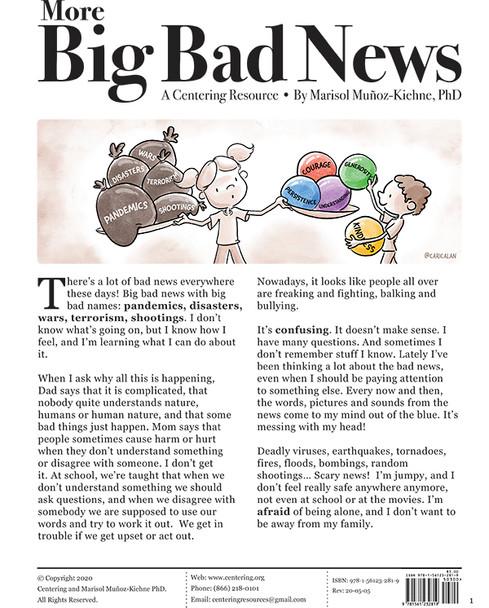 MORE Big Bad News
