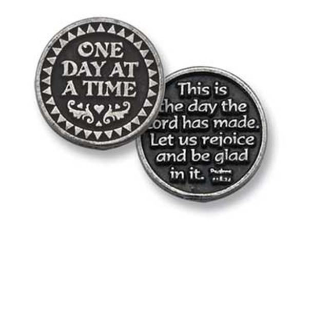 One Day at a Time pocket token