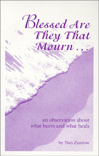 Blessed Are They That Mourn...an observation about what hurts and what heals