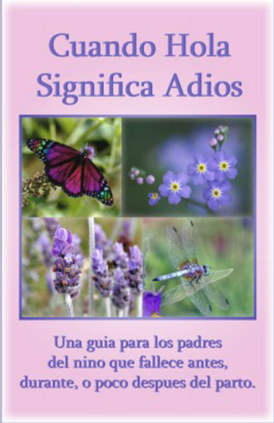 Cuando Hola Significa Adios: Una guía para los padres del niño que fallece antes, durante, o poco después del parto. (When Hello Means Goodbye - Spanish)