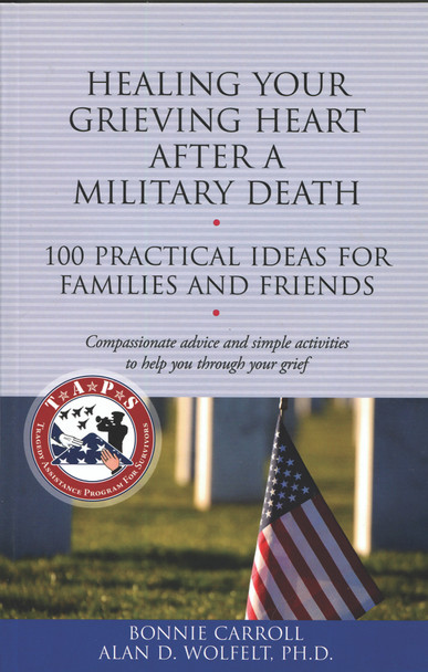 Healing Your Grieving Heart After a Military Death