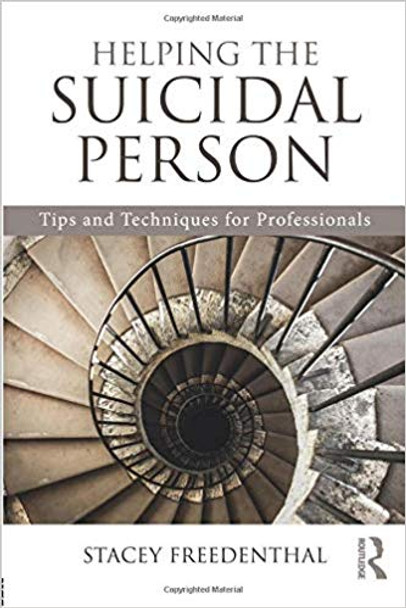 Helping the Suicidal Person